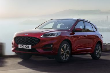 Ford электрифицирует модельную линейку и создаст на базе Мустанга электрокросс