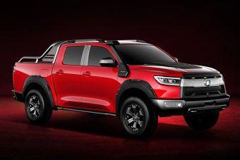 Great Wall выпустит конкурента Toyota Hilux