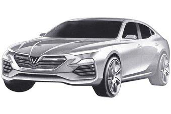 Автомобили из Вьетнама с немецкой техникой и итальянским дизайном