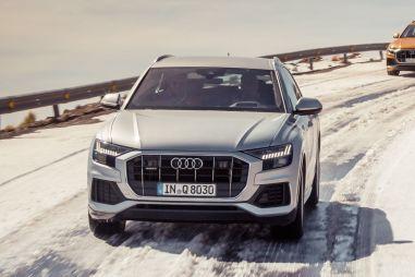 Кроссовер Audi Q8 пропишется в Калининграде