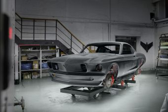 Aviar R67 создается на агрегатах Tesla Model S.
