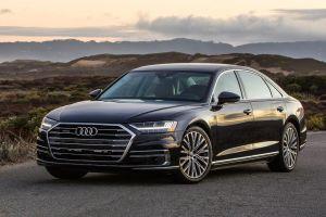 Audi вывела на российский рынок самую дешевую версию седана A8 (дизельную)