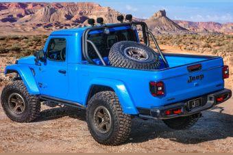 Jeep показал новые концепты для ежегодного «Пасхального трофи»