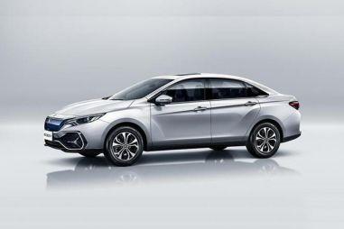 Китайский Nissan Sentra станет электрокаром с приличным запасом хода