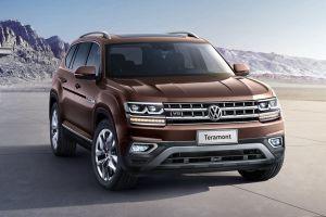В России отзывают три сотни Volkswagen Teramont (проблема с подвеской)