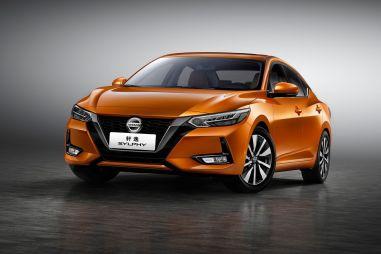Nissan Sylphy нового поколения удивил дизайном