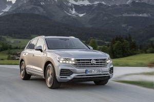 В России стал доступен «эксклюзивный» Volkswagen Touareg
