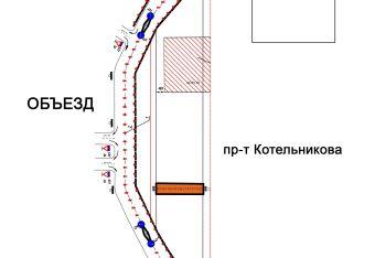 Участок дороги Красноярск — Солонцы закрыли для транспорта — действует объезд