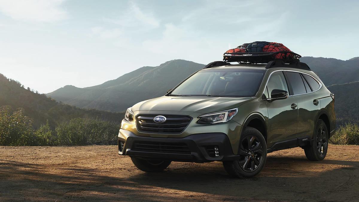 Обновленный Subaru Forester с турбомотором будет стоить 2 200 000 рублей