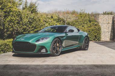 Aston Martin посвятил лимитированный DBS 59 победе Кэрроллу Шелби в легендарной гонке
