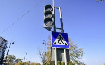 В Кургане установят восемь новых светофоров