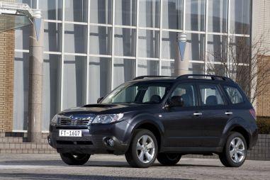 В России отзывают 52 тысячи Subaru (проблемы с двигателем и «поворотниками»)