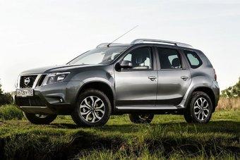 Nissan установил в партию Террано бракованные усилители тормозов.