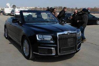 Параметры управляемости и устойчивости кабриолетов Aurus не уступают лучшим современным автомобилям
