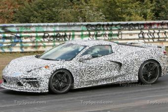 Chevrolet наконец-то определилась с датой дебюта нового Corvette C8
