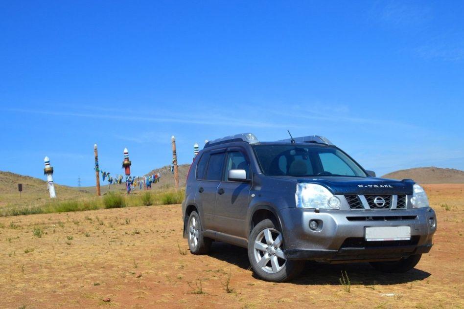 36a0456911dc0 Из Благовещенска на Байкал на Nissan X-Trail