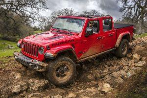Первый тест-драйв Jeep Gladiator. Да, он нам понравился