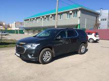 Отзыв о Chevrolet Traverse, 2018 отзыв владельца