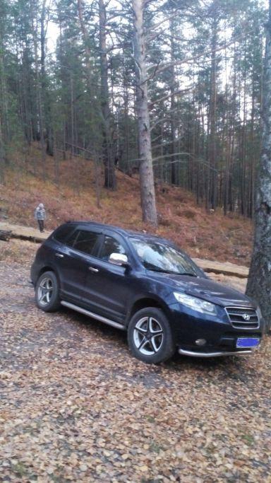 Hyundai Santa Fe 2008 отзыв автора | Дата публикации 20.03.2019.