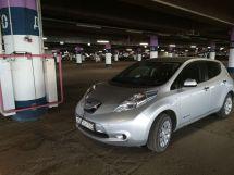 Отзыв о Nissan Leaf, 2017 отзыв владельца