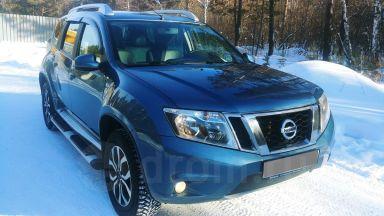 Nissan Terrano 2014 отзыв автора | Дата публикации 03.04.2019.