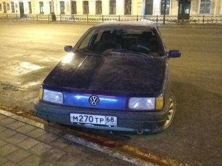 Volkswagen Passat 1988 - отзыв владельца