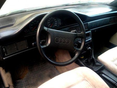 Audi 100 1988 - отзыв владельца