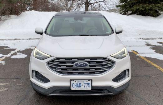 Ford Edge 2018 - отзыв владельца