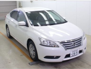 Nissan Sylphy, 2012