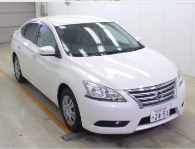Nissan Sylphy 2012 отзыв автора | Дата публикации 10.04.2019.