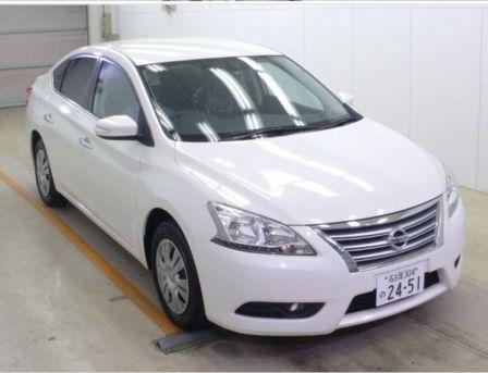 Nissan Sylphy 2012 - отзыв владельца