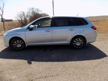 Отзыв о Toyota Corolla Fielder, 2015 отзыв владельца