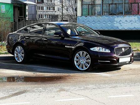 Jaguar XJ 2012 - отзыв владельца