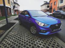 Отзыв о Hyundai Solaris, 2018 отзыв владельца