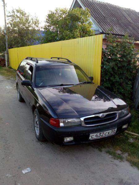 Mazda Capella 1995 - отзыв владельца