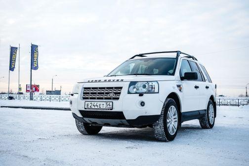 Land Rover Freelander 2007 - отзыв владельца
