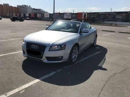 Audi A5 2010 - отзыв владельца
