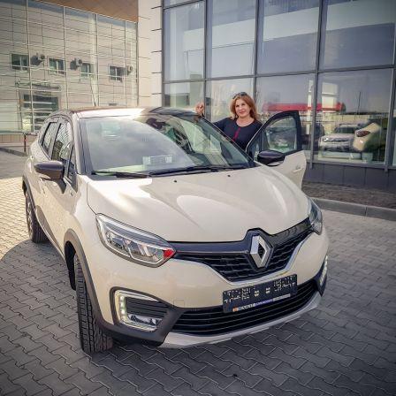 Renault Kaptur 2019 - отзыв владельца