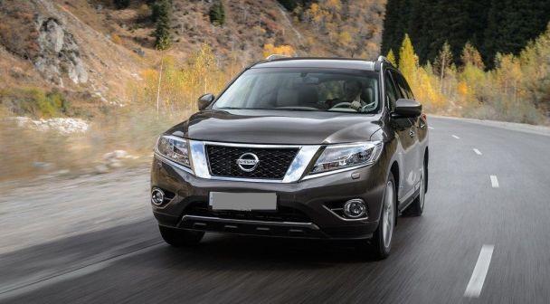 Nissan Pathfinder 2014 - отзыв владельца
