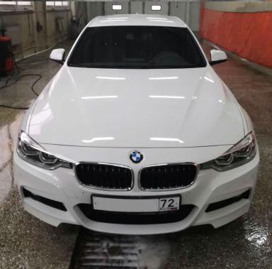 BMW 3-Series, 2018