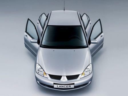 Mitsubishi Lancer 2009 - отзыв владельца