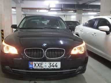 BMW 5-Series, 2009