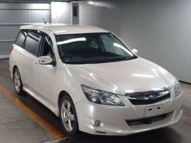 Subaru Exiga 2012 отзыв автора | Дата публикации 27.04.2019.