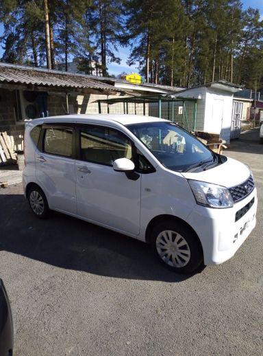 Daihatsu Move, 2015