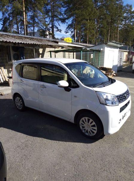 Daihatsu Move 2015 - отзыв владельца