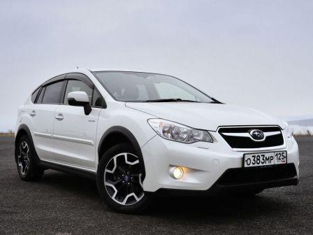 Subaru XV 2013 - отзыв владельца