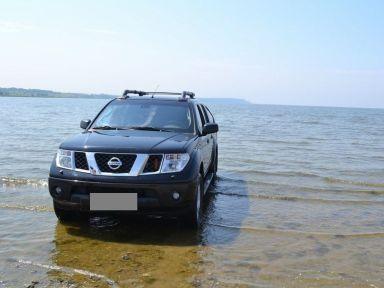 Nissan Navara 2006 отзыв автора | Дата публикации 30.03.2012.