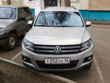 Volkswagen Tiguan 2012 отзыв автора | Дата публикации 04.09.2018.