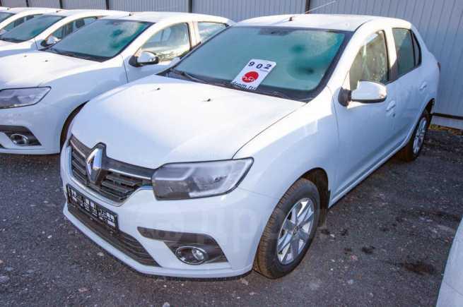 Renault Logan, 2018 год, 692 990 руб.