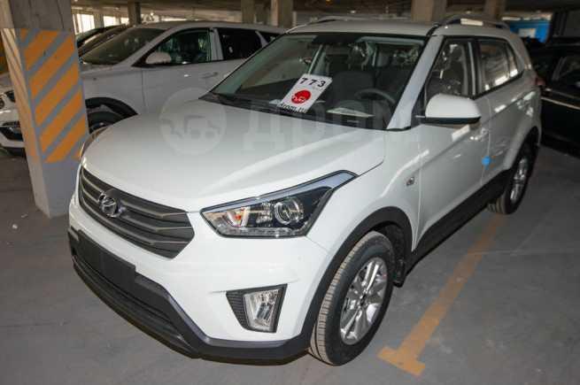 Hyundai Creta, 2018 год, 1 460 000 руб.